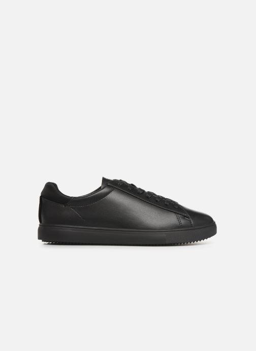 Sneaker Clae Bradley M schwarz ansicht von hinten