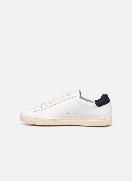 Sneakers Clae Bradley M Bianco immagine frontale