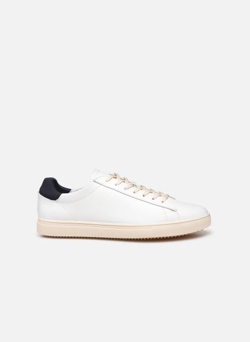 Sneakers Clae Bradley M Wit achterkant