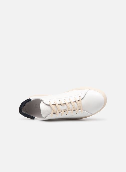 Sneakers Clae Bradley M Bianco immagine sinistra