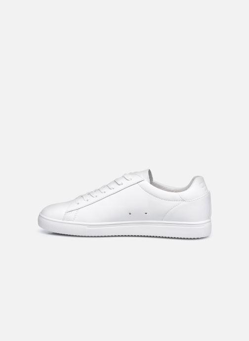 Sneaker Clae Bradley M weiß ansicht von vorne