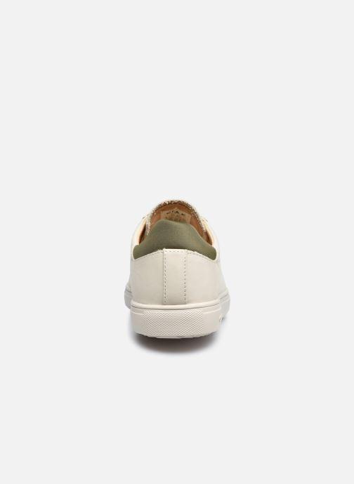 Sneakers Clae Bradley M Bianco immagine destra