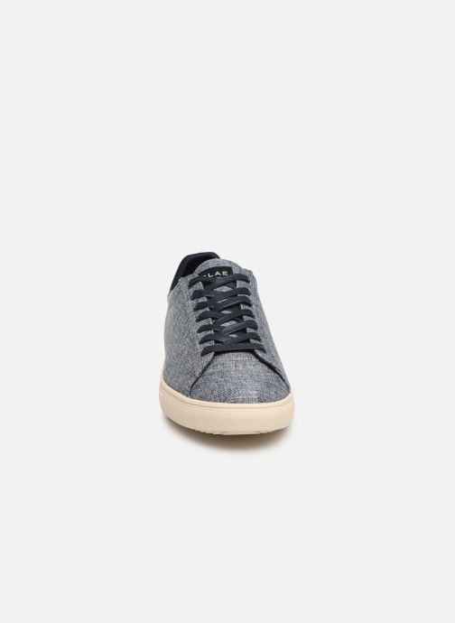 Sneakers Clae Bradley Textile Blauw model