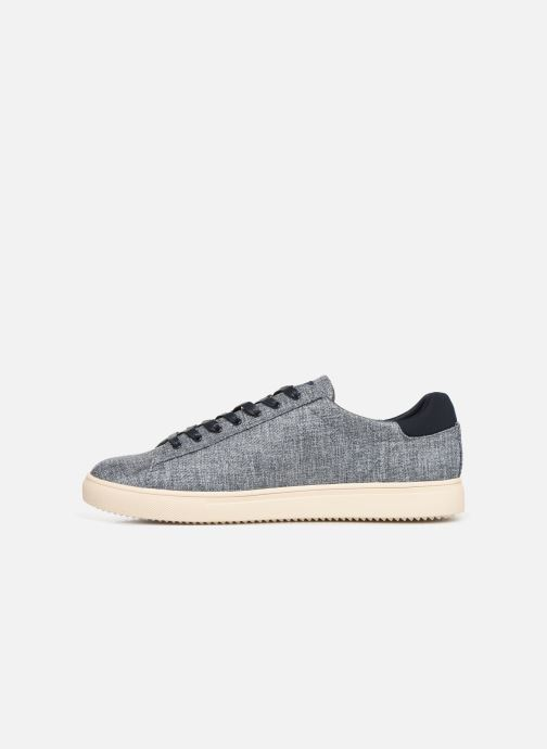 Sneakers Clae Bradley Textile Blauw voorkant