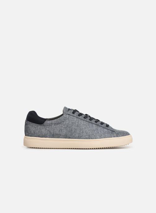 Sneakers Clae Bradley Textile Blauw achterkant