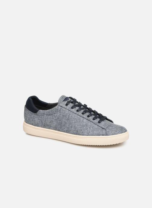 Sneakers Clae Bradley Textile Blauw detail