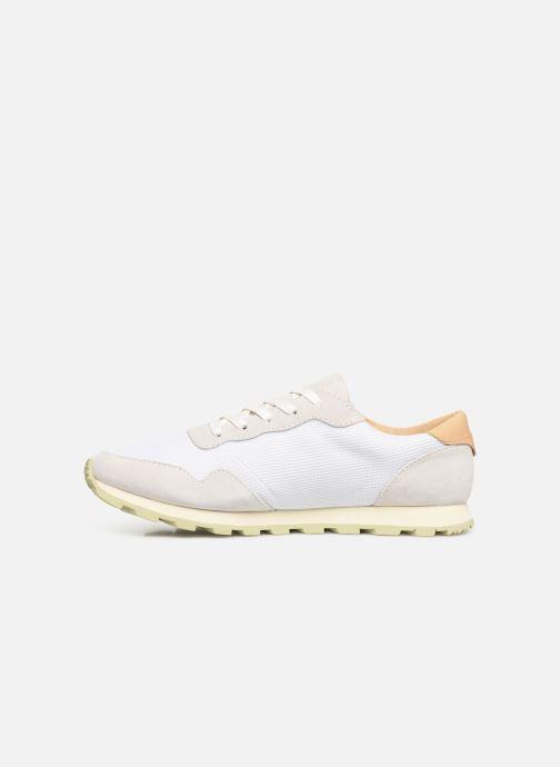 Sneakers Clae Hayward Bianco immagine frontale