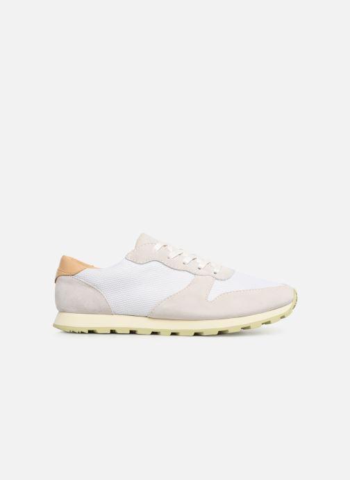 Sneakers Clae Hayward Wit achterkant