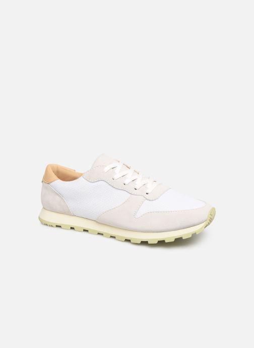 Sneakers Clae Hayward Wit detail