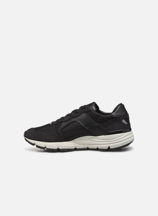 Sneakers Clae Edwin Zwart voorkant