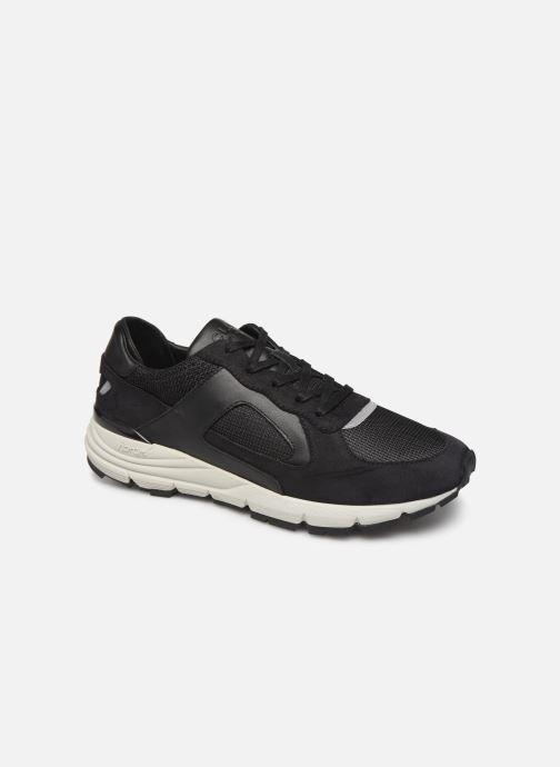 Sneakers Clae Edwin Zwart detail