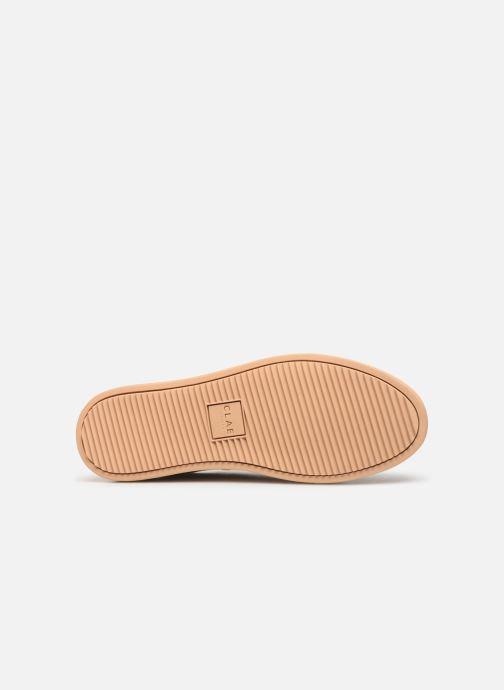 Sneakers Clae Herbie Textile Groen boven
