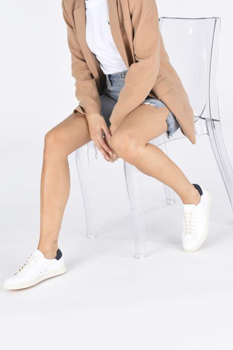 Sneakers Clae Bradley W Bianco immagine dal basso