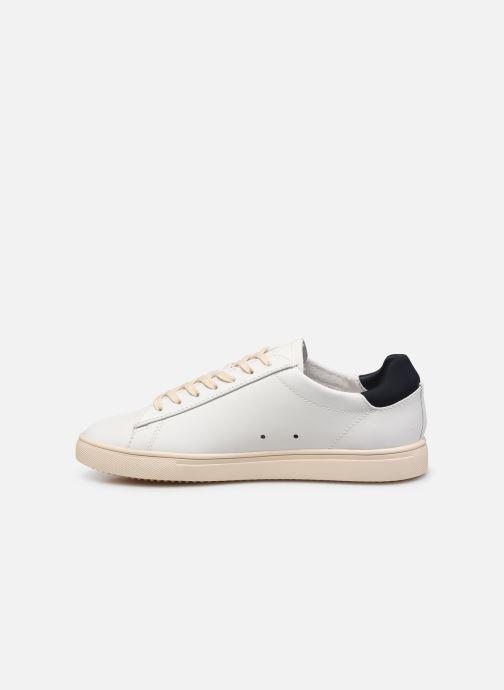 Sneakers Clae Bradley W Hvid se forfra