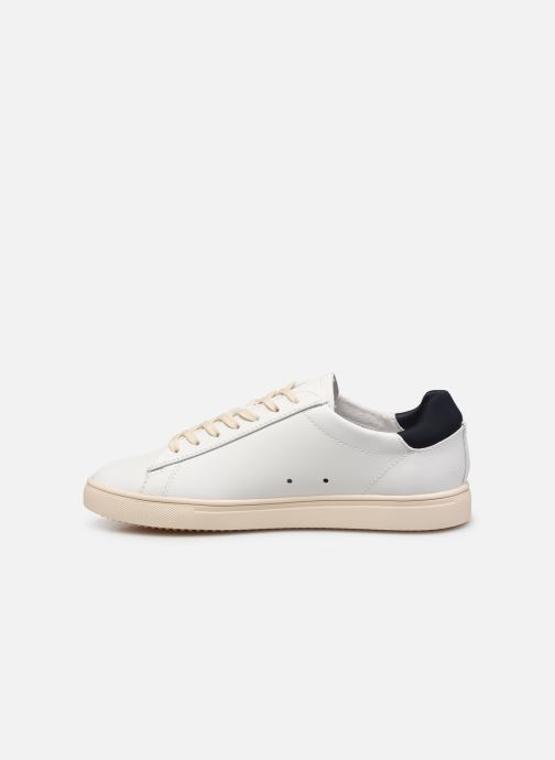 Sneakers Clae Bradley W Bianco immagine frontale