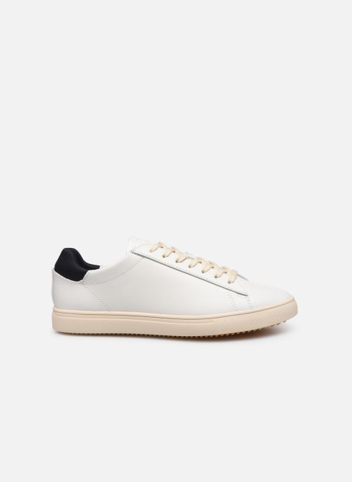 Sneakers Clae Bradley W Wit achterkant