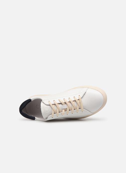 Sneakers Clae Bradley W Bianco immagine sinistra