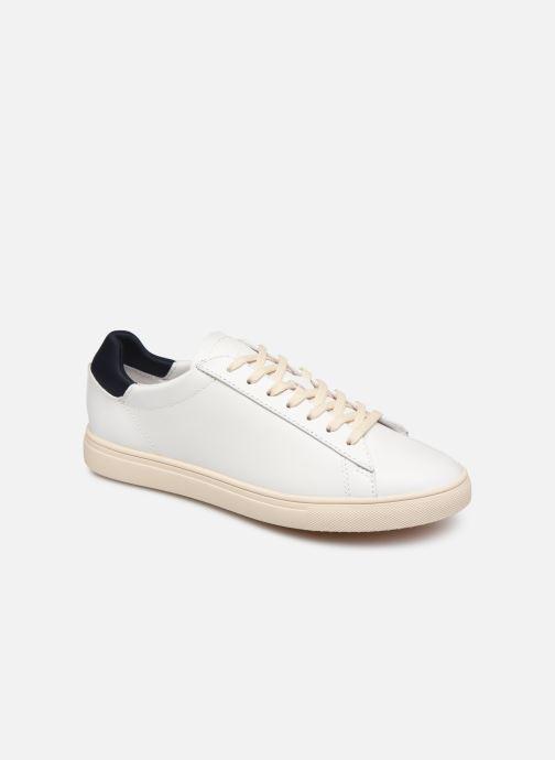 Sneakers Clae Bradley W Hvid detaljeret billede af skoene