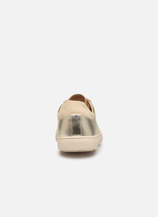 Sneakers Clae Bradley W Goud en brons rechts