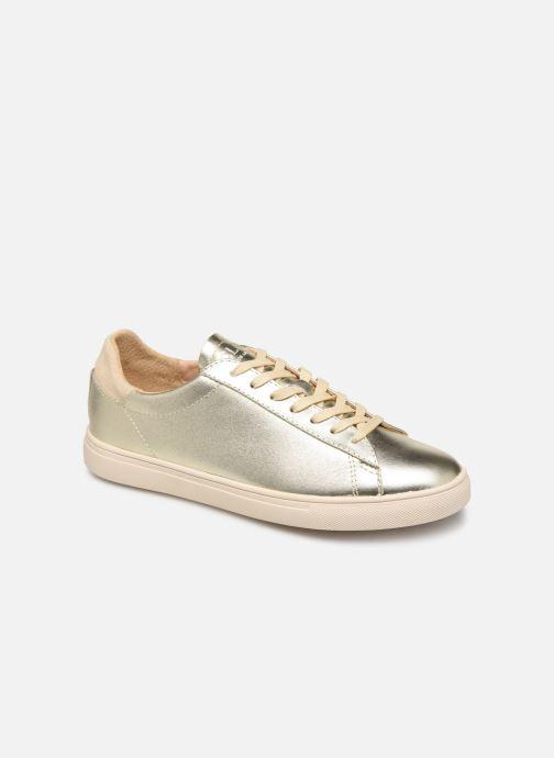 Sneakers Clae Bradley W Goud en brons detail