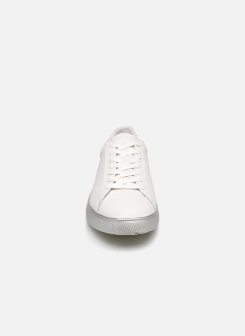 Clae Bradley W (blanc) - Baskets Blanc (white Silver) YujAWyIv