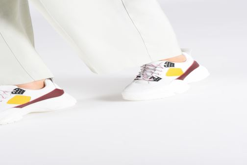 Sneakers Essentiel Antwerp SMARTSIE SNEAKERS Vit bild från under