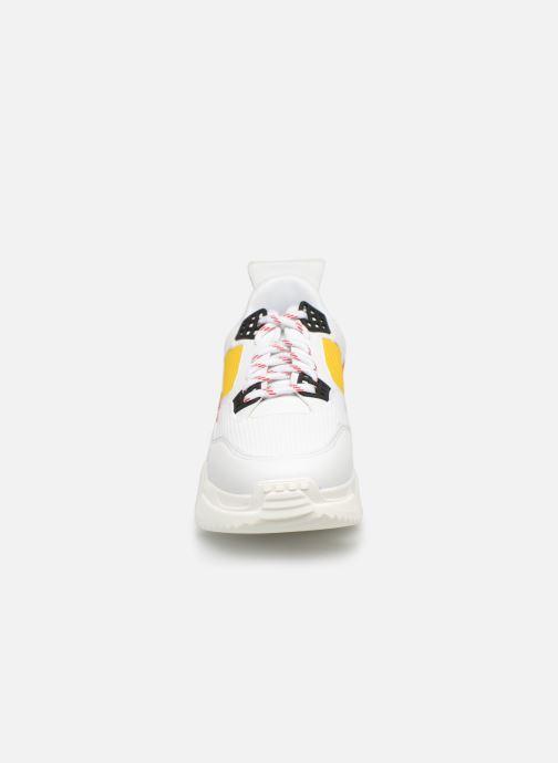 Baskets Essentiel Antwerp SMARTSIE SNEAKERS Blanc vue portées chaussures