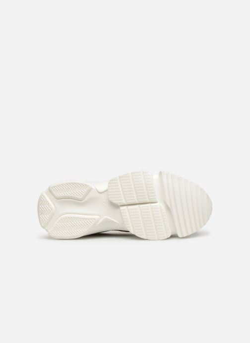 Trainers Essentiel Antwerp SMARTSIE SNEAKERS White view from above