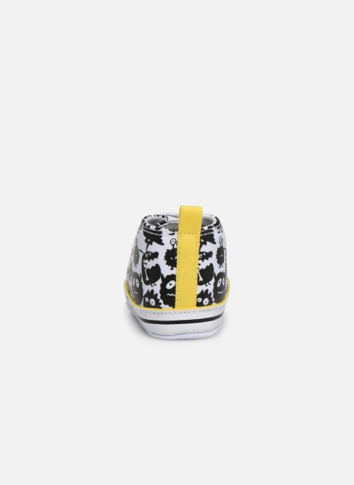 Trainers I Love Shoes Basket lacets montre Multicolor view from the right