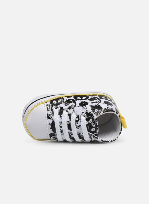 Trainers I Love Shoes Basket lacets montre Multicolor view from the left