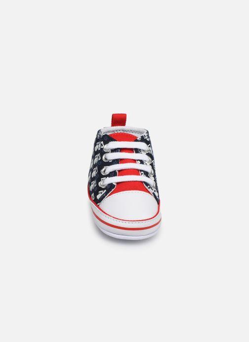 Deportivas I Love Shoes Basket lacets tracteur Multicolor vista del modelo
