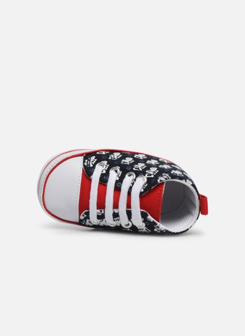 Trainers I Love Shoes Basket lacets tracteur Multicolor view from the left