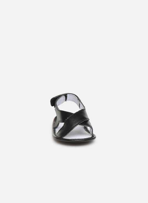 Sandals I Love Shoes Sandale bébé croisé Black model view