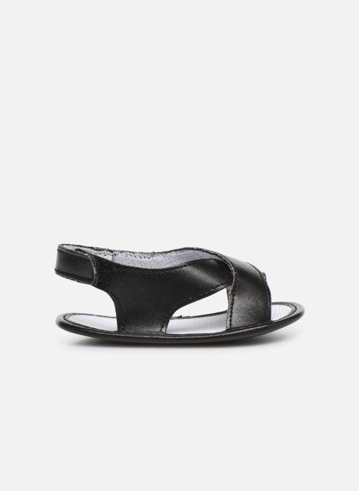 Sandales et nu-pieds I Love Shoes Sandale bébé croisé Noir vue derrière