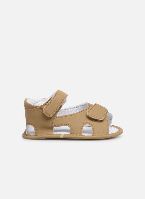 Sandalias I Love Shoes Sandale bébé bride Beige vistra trasera
