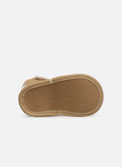Sandalias I Love Shoes Sandale bébé bride Beige vista de arriba