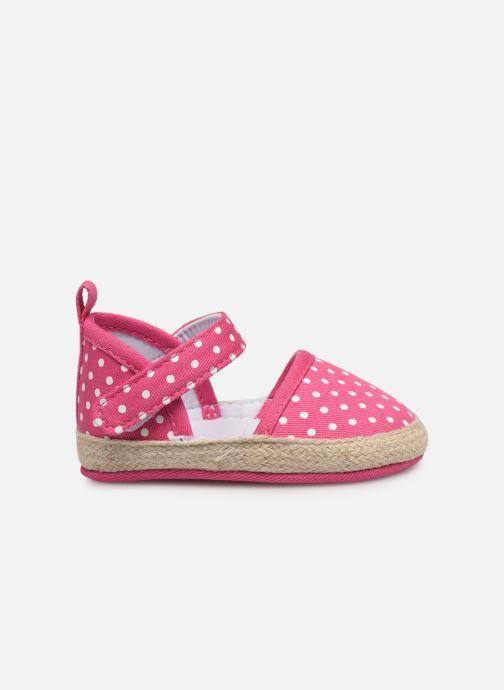 Sandalen I Love Shoes Espadrilles bride Roze achterkant