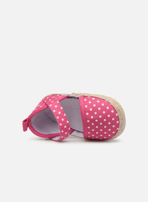 Sandalen I Love Shoes Espadrilles bride Roze links