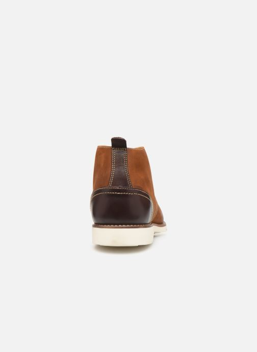 Boots en enkellaarsjes Anatomic & Co Furtado C Bruin rechts
