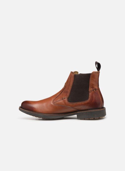 Bottines et boots Anatomic & Co Garibaldi C Marron vue face