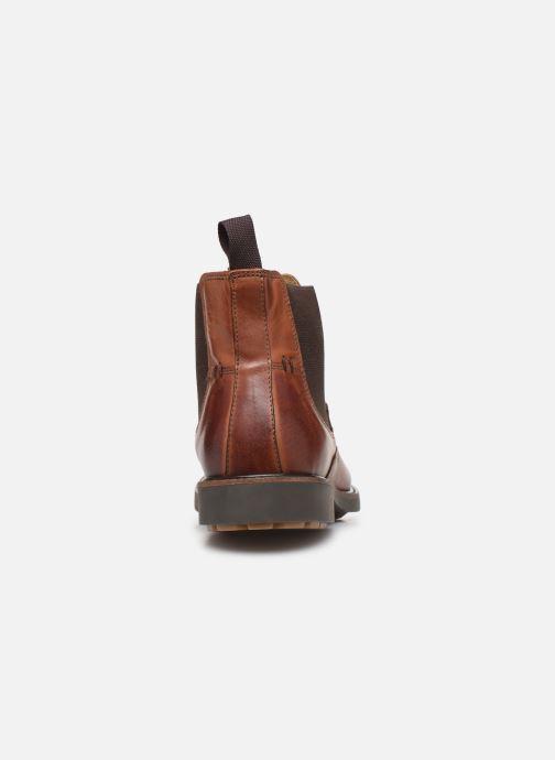 Bottines et boots Anatomic & Co Garibaldi C Marron vue droite