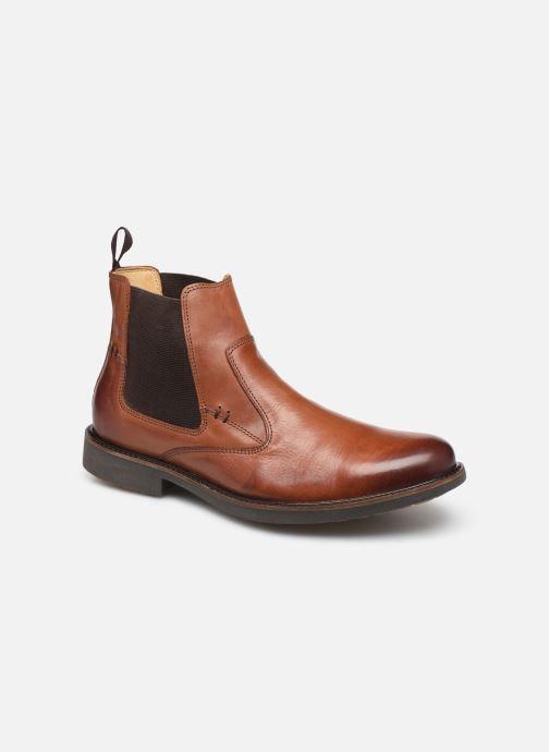 Bottines et boots Anatomic & Co Garibaldi C Marron vue détail/paire