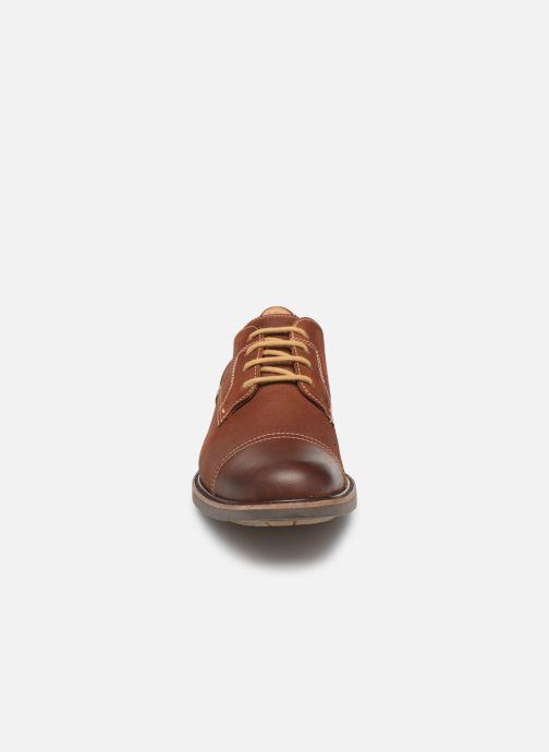 Chaussures à lacets Anatomic & Co Pimenta C Marron vue portées chaussures