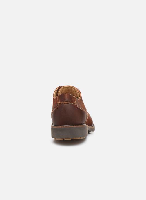 Chaussures à lacets Anatomic & Co Pimenta C Marron vue droite