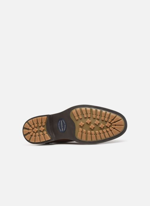 Chaussures à lacets Anatomic & Co Pimenta C Marron vue haut
