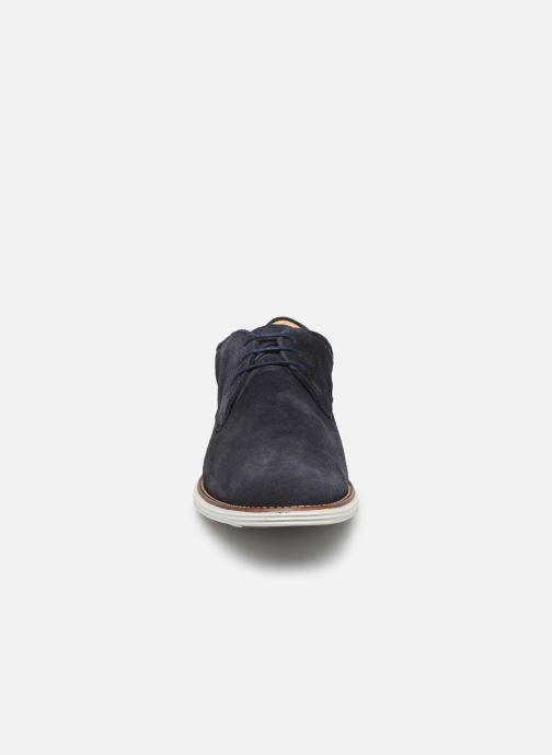 Chaussures à lacets Anatomic & Co Planalto C Bleu vue portées chaussures