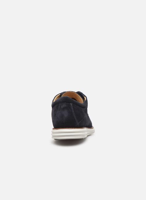 Zapatos con cordones Anatomic & Co Planalto C Azul vista lateral derecha