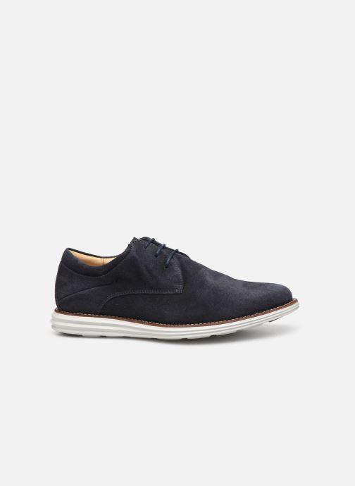 Zapatos con cordones Anatomic & Co Planalto C Azul vistra trasera