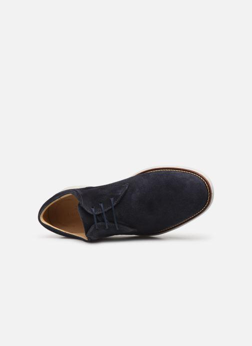 Zapatos con cordones Anatomic & Co Planalto C Azul vista lateral izquierda