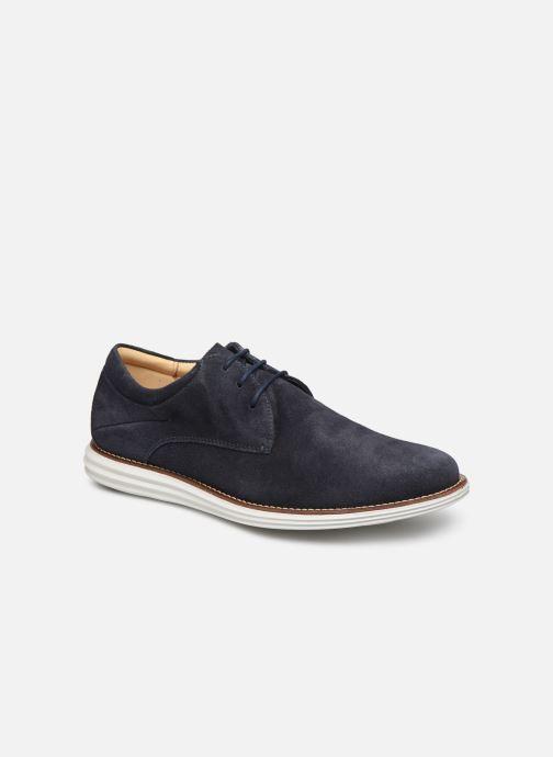 Chaussures à lacets Anatomic & Co Planalto C Bleu vue détail/paire